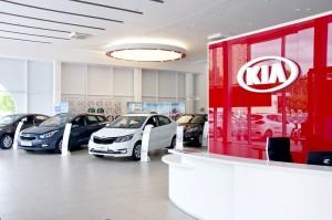 Новый дилерский центр KIA в Нижнекамске