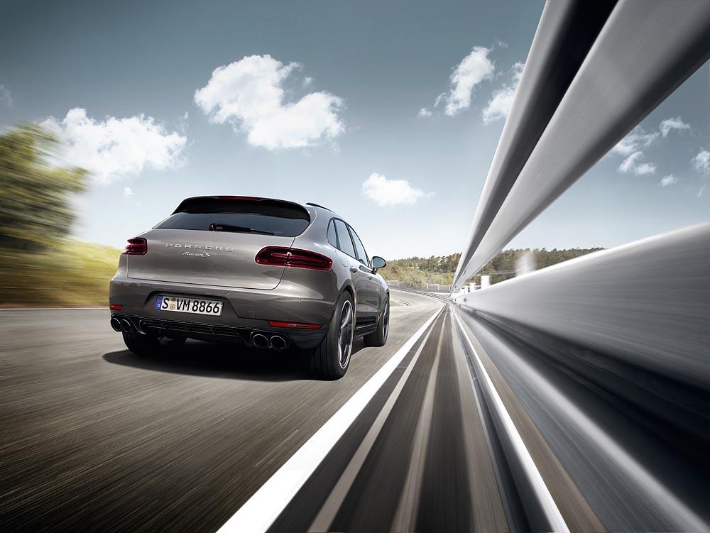 Porsche Macan S Diesel 2015