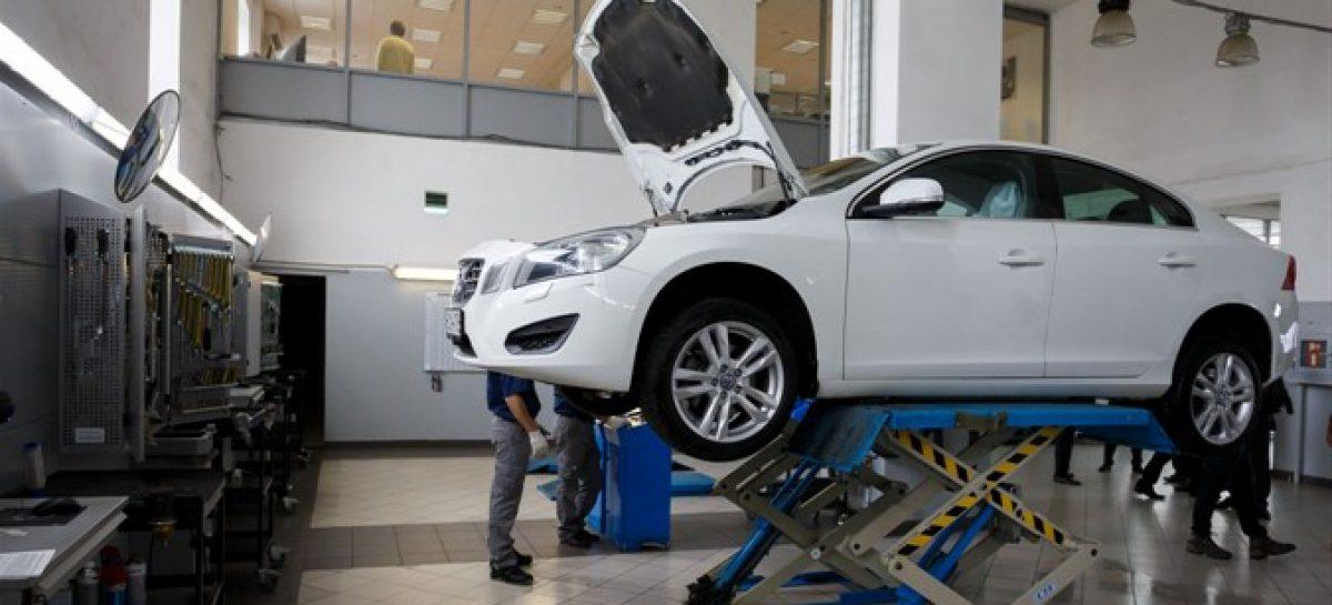 Volvo вводит новый принцип сервисного обслуживания
