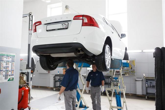 Персональный сервис Volvo