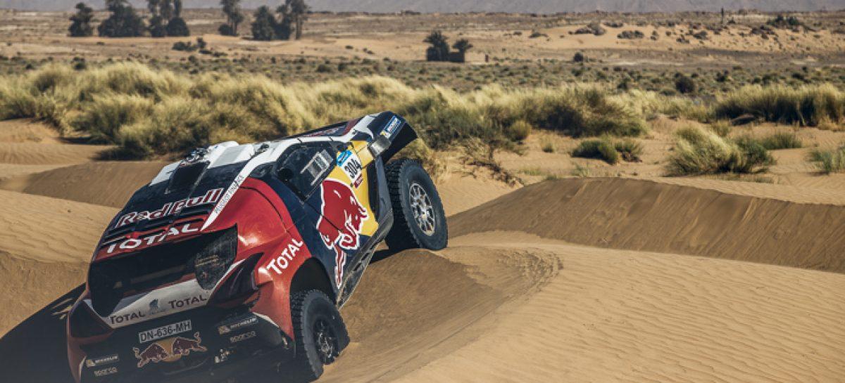 Peugeot пройдет Шелковым путем