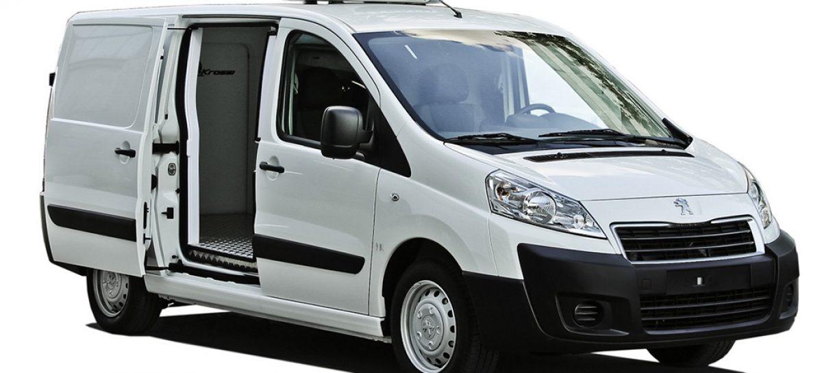 Peugeot представит новые коммерческие автомобили