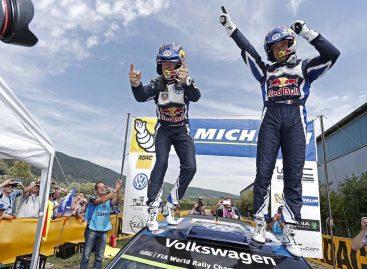Тройная победа Volkswagen