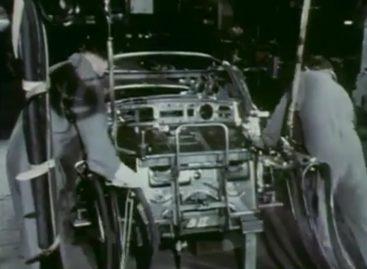 Так делали первый Volkswagen Käfer