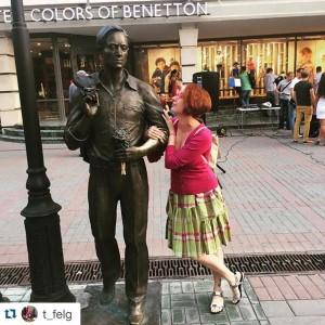 Татьяна Фельгенгауэр нашла свое щастье - железного парня, а не мямлю