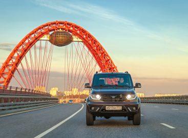 УАЗ предлагает приобрести Патриот со скидкой