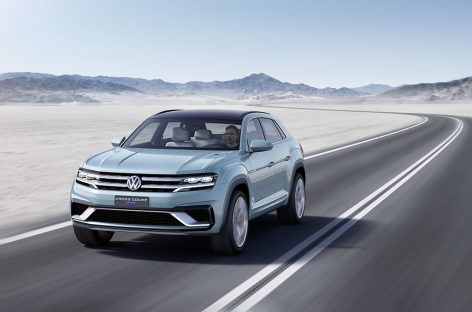 Восемь премий для Volkswagen