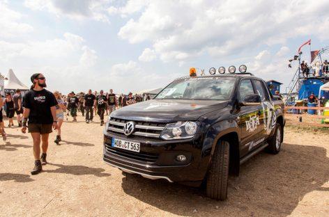 Volkswagen увлекся металлом