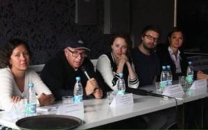 Встреча со слушателями Саратова