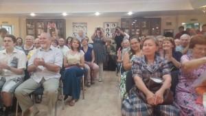 Встреча со слушателями в Тольятти