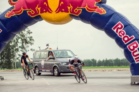 Завершилась велогонка Red Bull Trans-Siberian Extreme