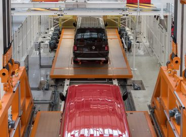 Volkswagen строит завод будущего