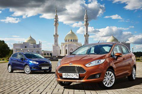 Тест-драйв Ford Fiesta: Претендент на титул