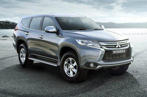 Mitsubishi представила новый Pajero Sport
