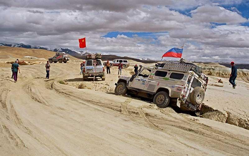 Волок Тибет