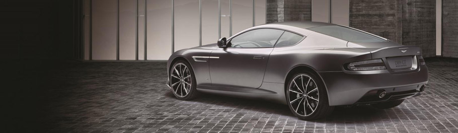 Aston Martin DB9 GT James Bond Limited Edition 2016
