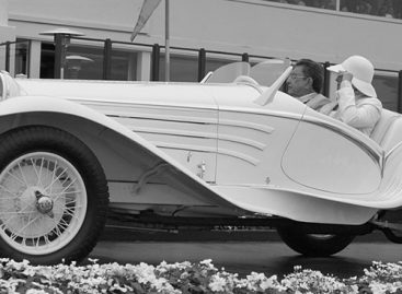 Редкие автомобили: Alfa Romeo 6C 1750 Zagato Spyder GT Flying Star (1931)
