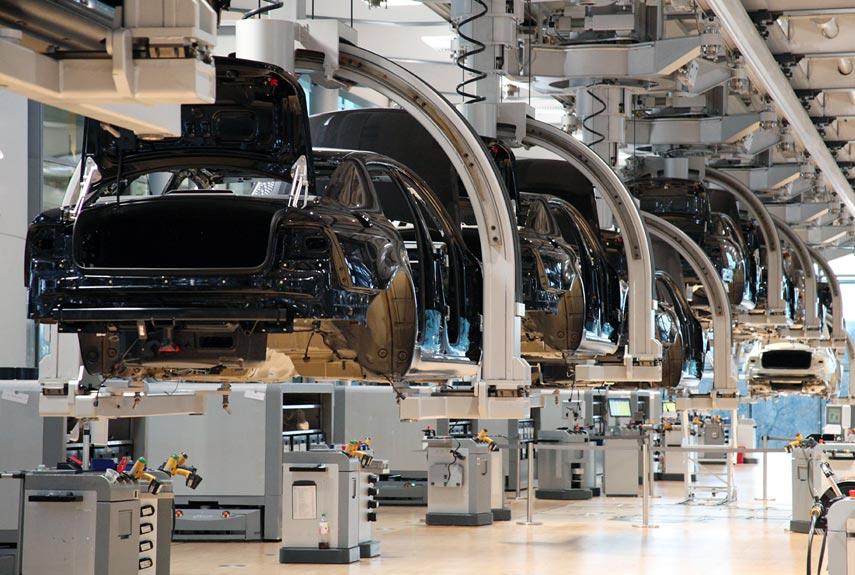 Автомобильный завод Volkswagen