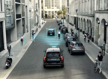 Volvo XC90: рекордная безопасность