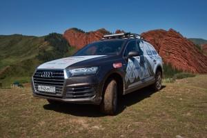 Волок Туркестан 2015 Audi Q7