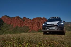 Волок Туркестан 2015 Audi Q7 Джеты Огуз
