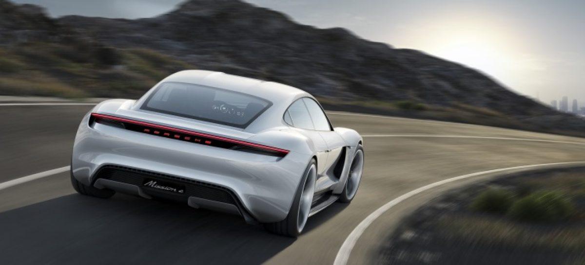 Porsche и Audi работают над электромобилями