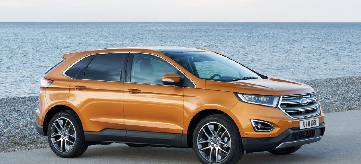 Ford делает ставку на SUV