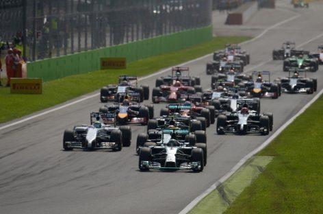 Гран-При Италии в Монце прошло восхитительно