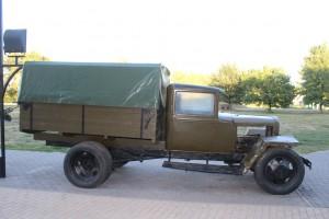 Грузовой автомобиль ГАЗ-АА образца 1932 года, мощность 40 л.сил