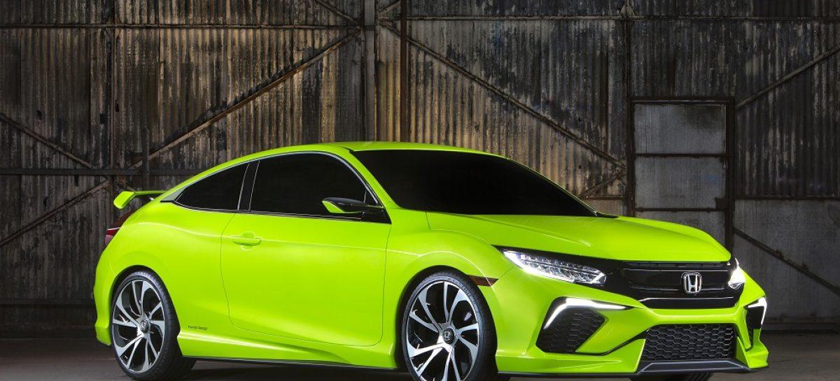 Официальный дебют Honda Civic десятого поколения