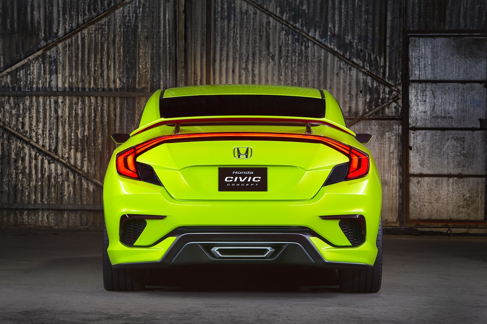 Концепт Honda Civic