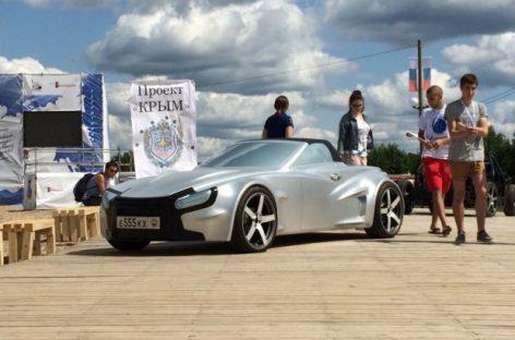 Родстер Крым будет соперничать с Porsche Boxster