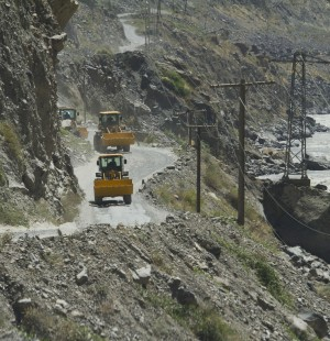 Волок Туркестан 2015 Памирский тракт