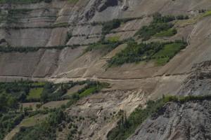 Волок Туркестан 2015 Дорога на той стороне Пянджа