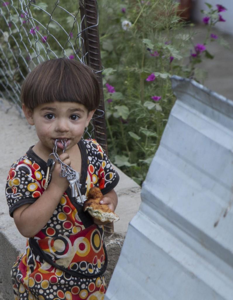 Волок Туркестан 2015 Памирский ребенок