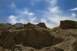 Волок-Туркестан 2015 древняя крепость на памирском тракте