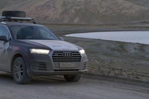 Волок-Туркестан 2015 Audi Q7