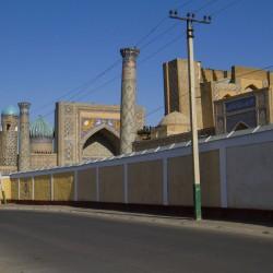 Волок Туркестан 2015 Самарканд
