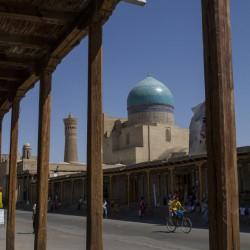 Волок Туркестан 2015 Бухара