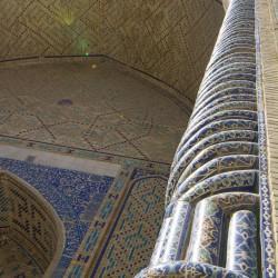 Волок Туркестан 2015 Бухара декор