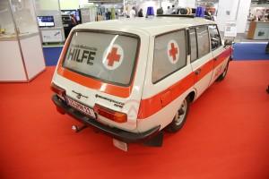 Автомобили скорой помощи. Франкфуртский автосалон 2015