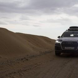 Волок Туркестан 2015 Audi Q7 2015