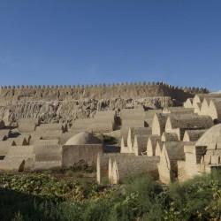 Волок Туркестан 2015 Хива кладбище