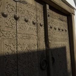 Волок Туркестан 2015 Хива старинные узбекские двери
