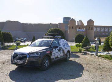 Туристические жемчужины Узбекистана