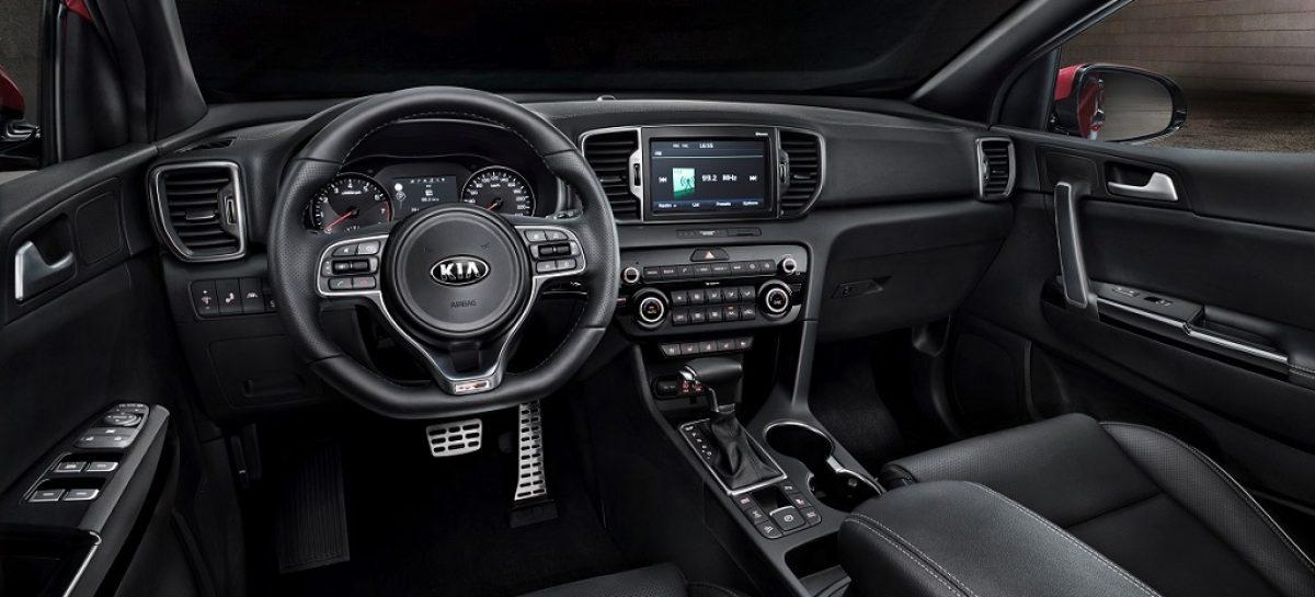 KIA Sportage четвертого поколения: обзор модели