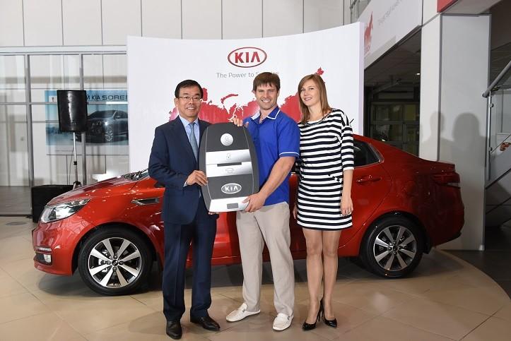 KIA продала миллионный автомобиль