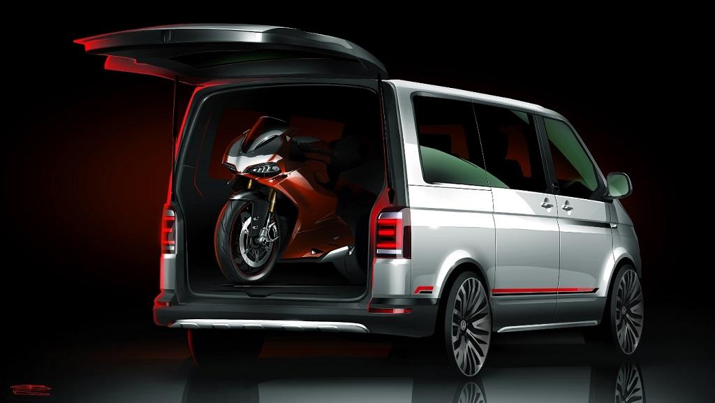 Концепт Volkswagen Multivan PanAmericana