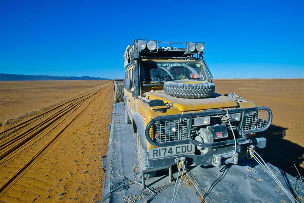 Land Rover Defender, Camel Trophy 1998