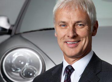 Новый директор Volkswagen